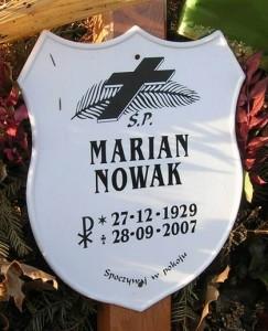 Marian Nowak (1929-2007)