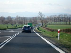 Na drodze do Kamieńca