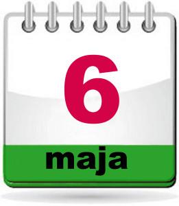 6 maja