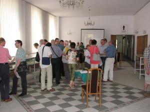 Wystawa z okazji Międzynarodowego Dnia Archiwów 2014, także braliśmy w niej udział