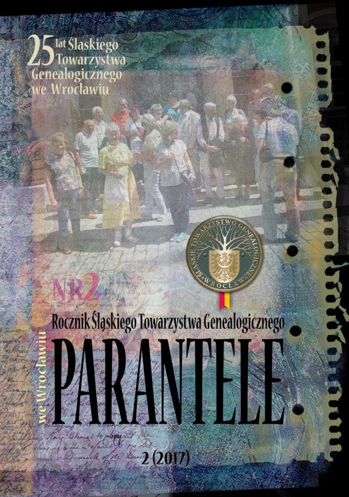 okładka – Parantele 2 (2017)